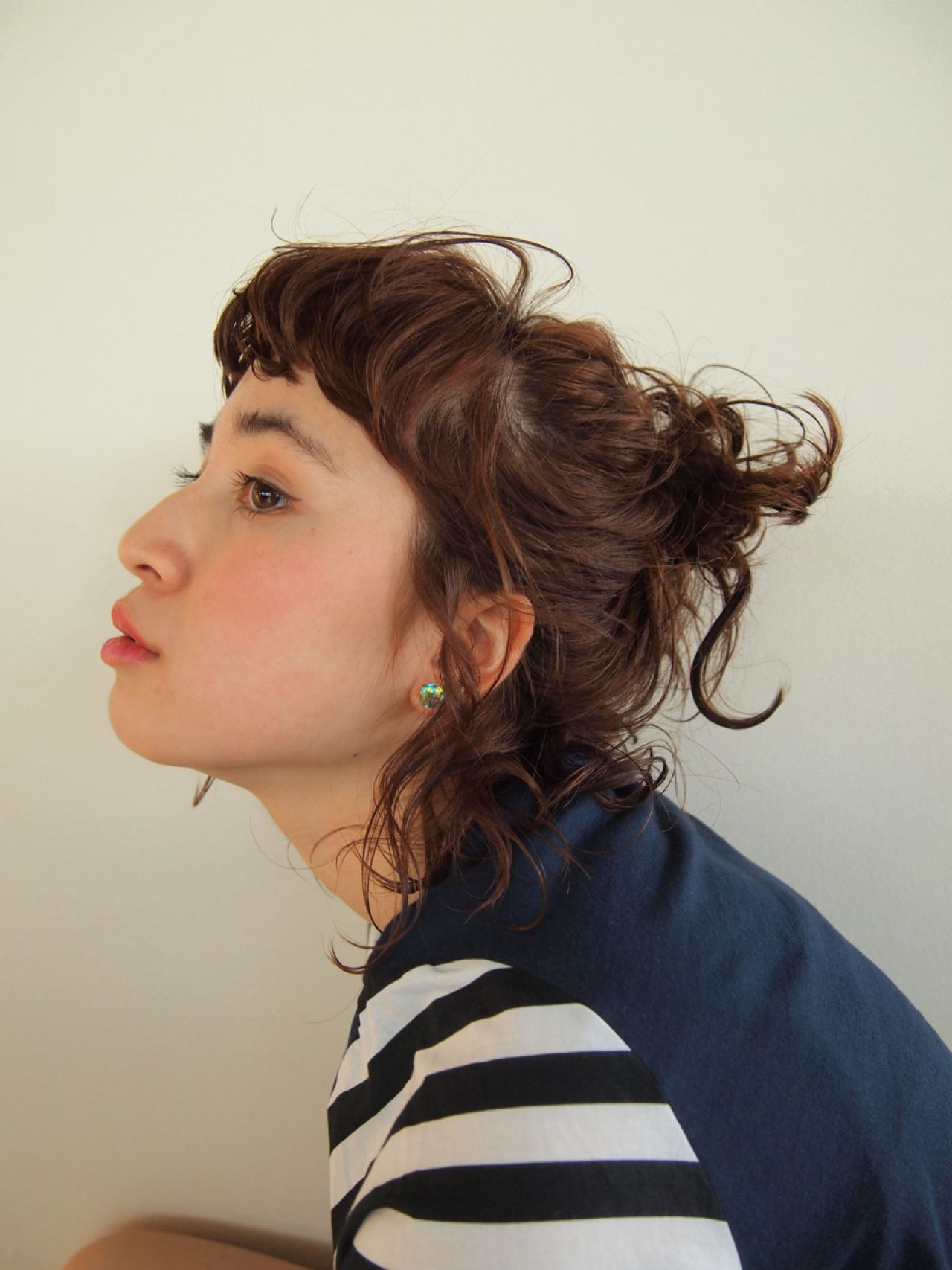 ヘアアレンジ ストリート ヘアスタイルや髪型の写真・画像