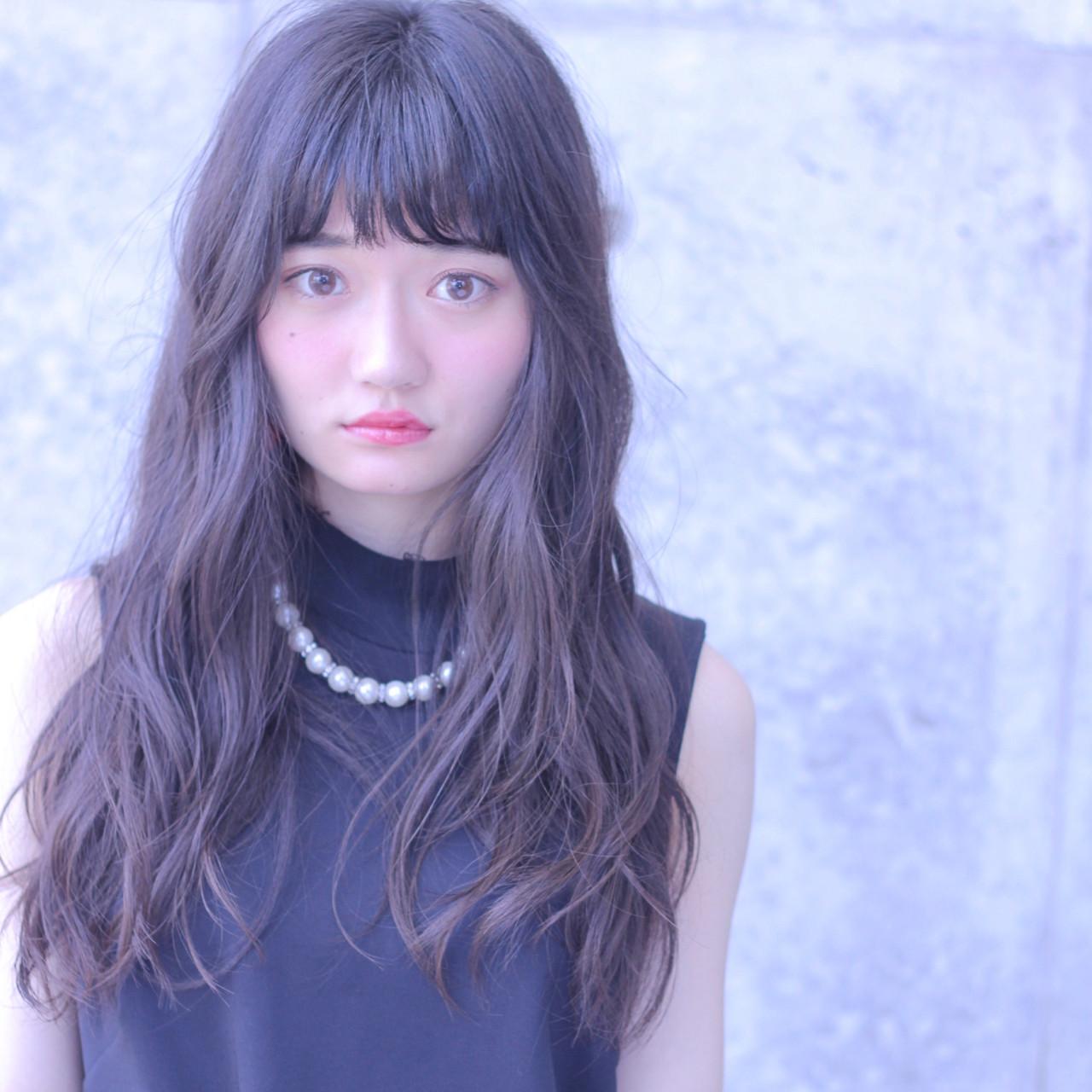 2017大人気カラー!アッシュグレージュで色っぽい女性に♡ Wataru Maeda
