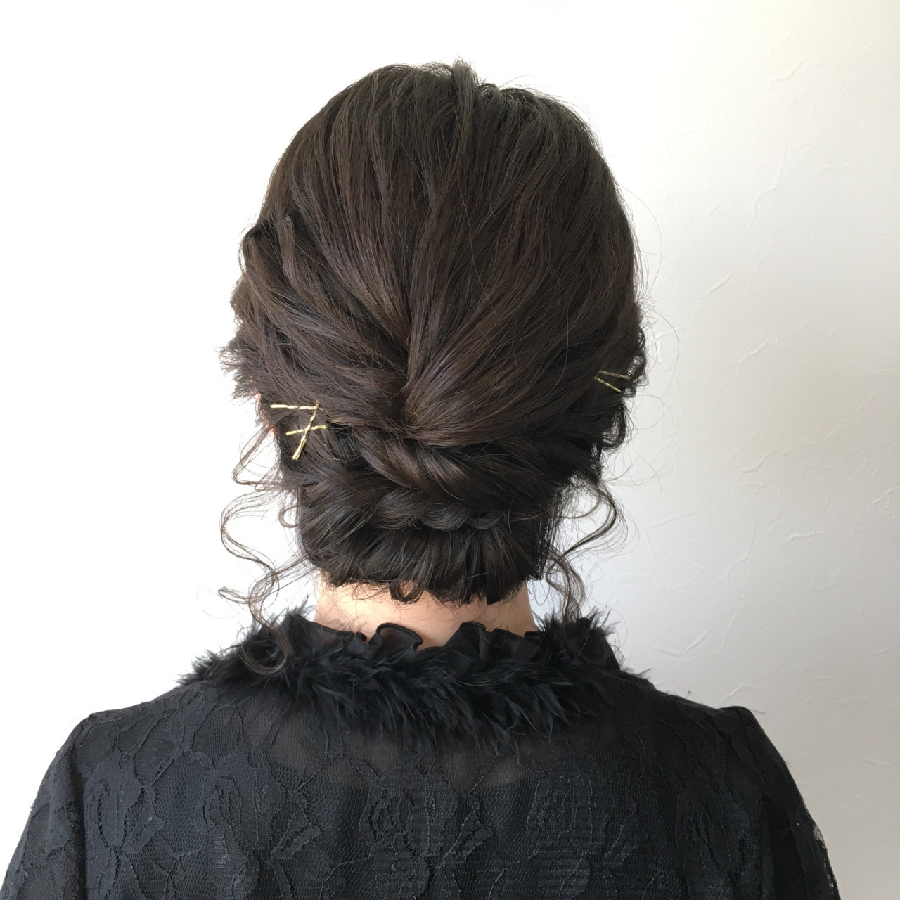 しっとり上品に。和装にピッタリの髪型は?簡単セルフアレンジ特集 糀ちなみ