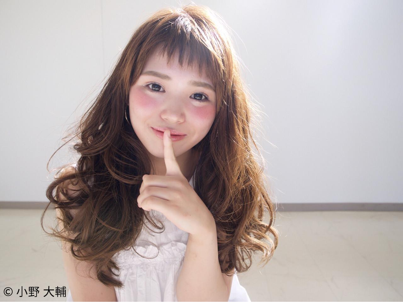 【丸顔さん向け】似合う前髪で顔型カバー!小顔に見えるすっきりバングとは 小野 大輔 | ape beauty WORLD