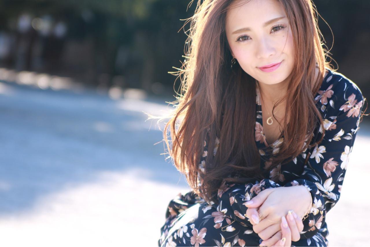ヘアアレンジ フェミニン 花 かわいい ヘアスタイルや髪型の写真・画像
