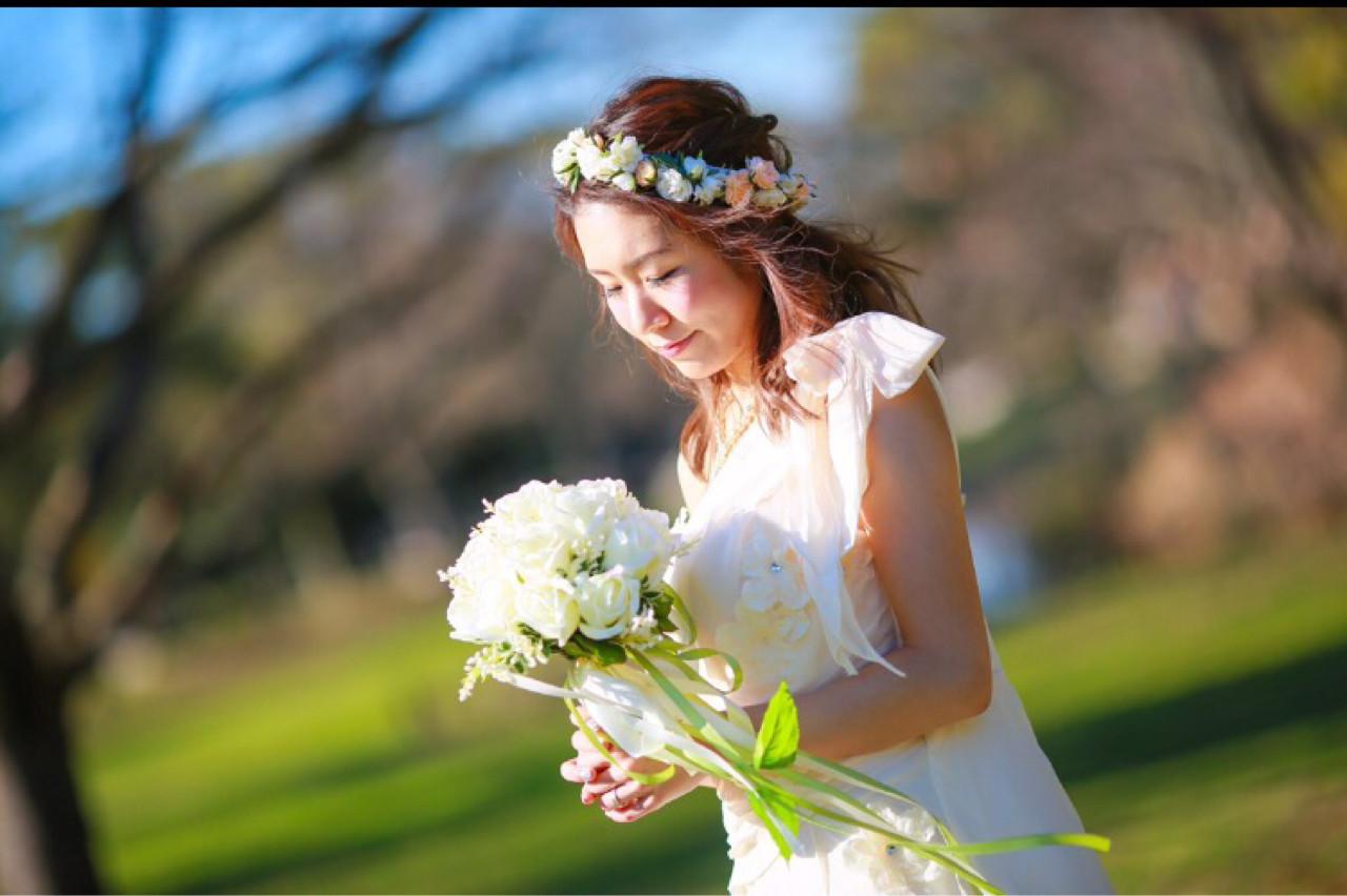 理想の結婚式を叶える♡なりたいイメージ別ウエディングヘアカタログ 夢乃