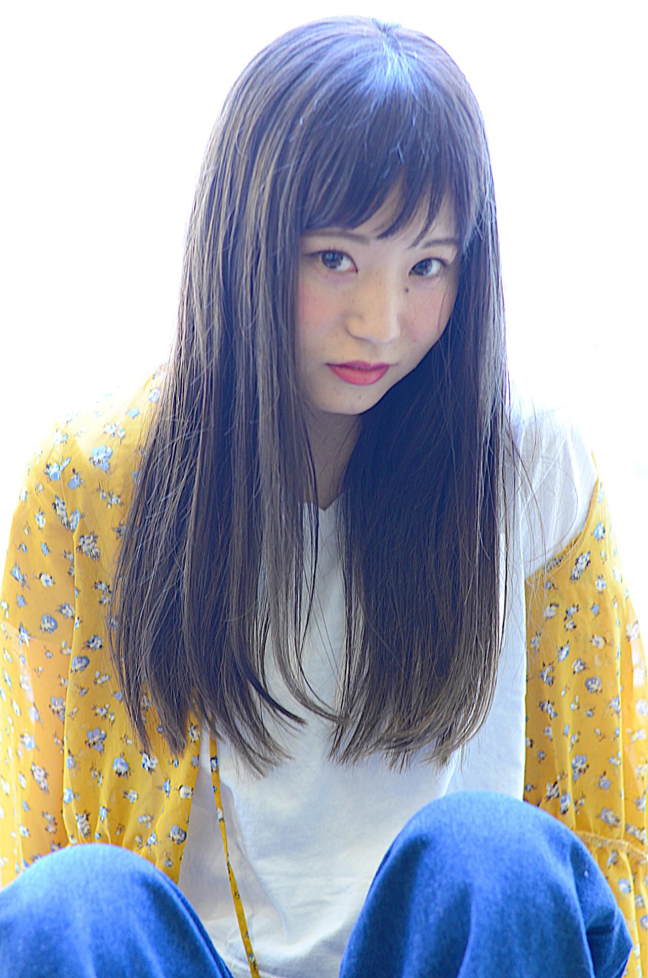 2017大人気カラー!アッシュグレージュで色っぽい女性に♡ 星野忍伸
