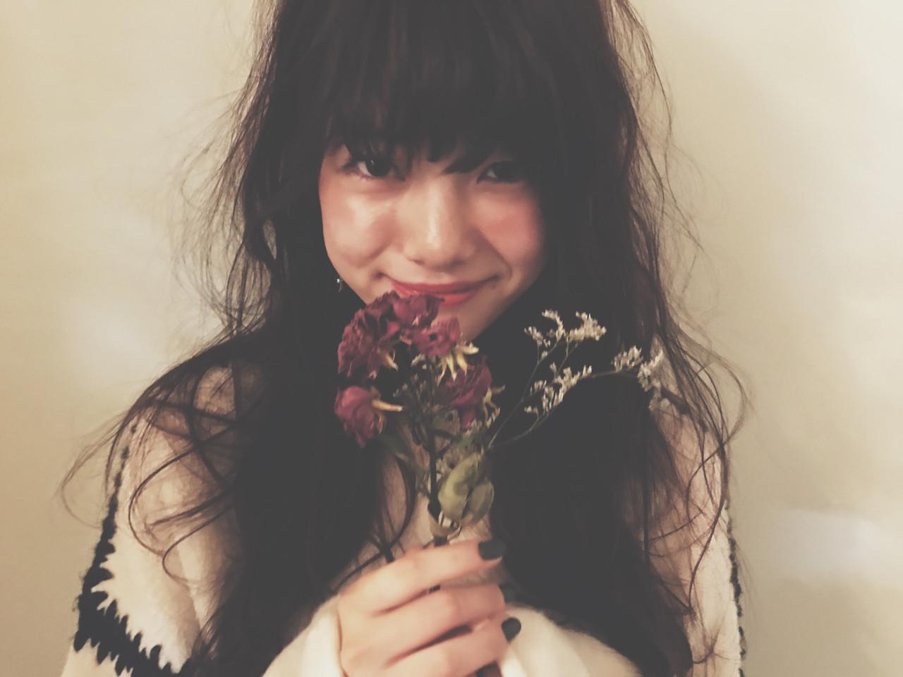 【丸顔さん向け】似合う前髪で顔型カバー!小顔に見えるすっきりバングとは Shoma Takato | AnZie