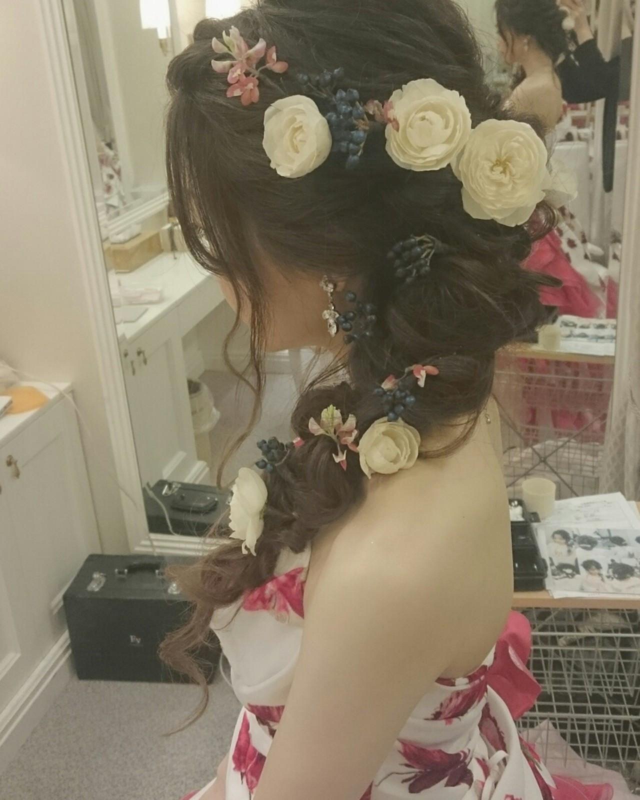 理想の結婚式を叶える♡なりたいイメージ別ウエディングヘアカタログ 美和遥 FITZ(フィッツ)