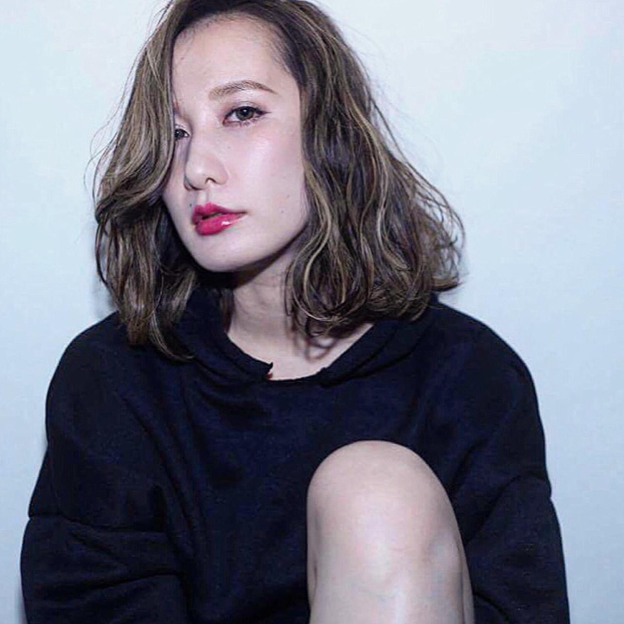 外国人風ヘアを目指す!グレー系のおすすめ髪色ヘアカタログ♡ marina