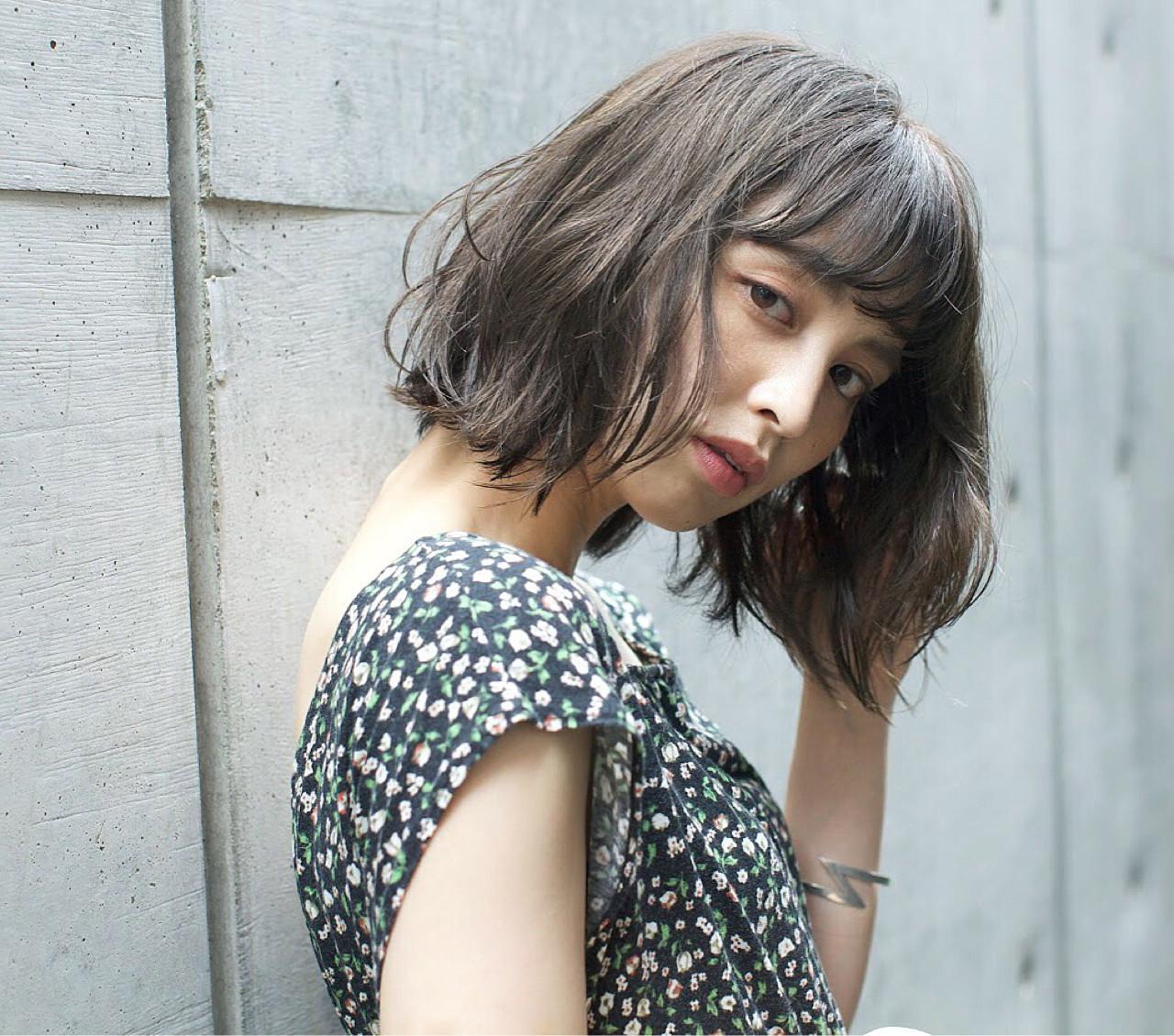 【2017年春夏ヘアカタログ】ナチュラルで媚びてない女性らしさが魅力の髪型特集 佐脇 正徳