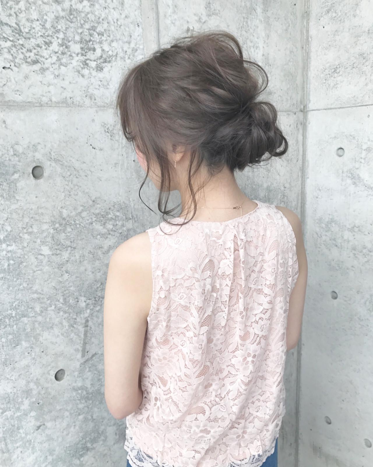海やプールにぴったりの髪型まとめ!水着に合うかわいい髪型はこれ♪ Wataru Maeda