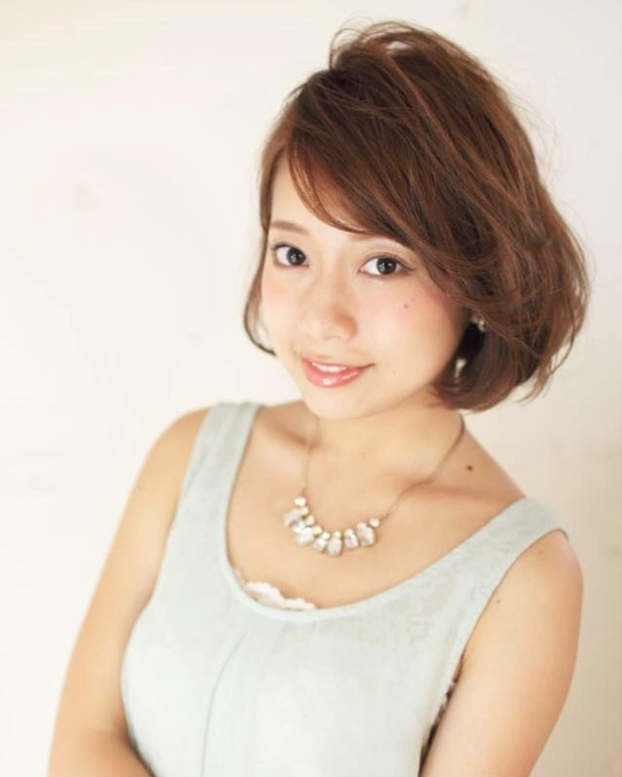 大人が華やぐボブヘア♪30代におすすめのヘアカタログ集 平川 元気