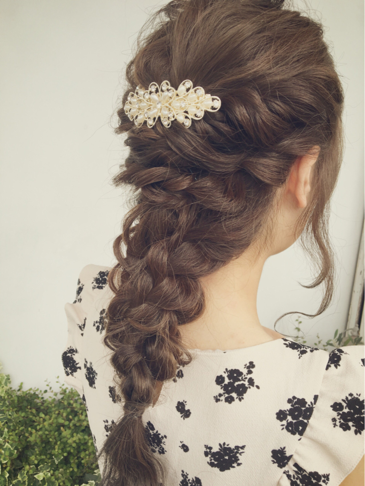 理想の結婚式を叶える♡なりたいイメージ別ウエディングヘアカタログ 吉井 京子