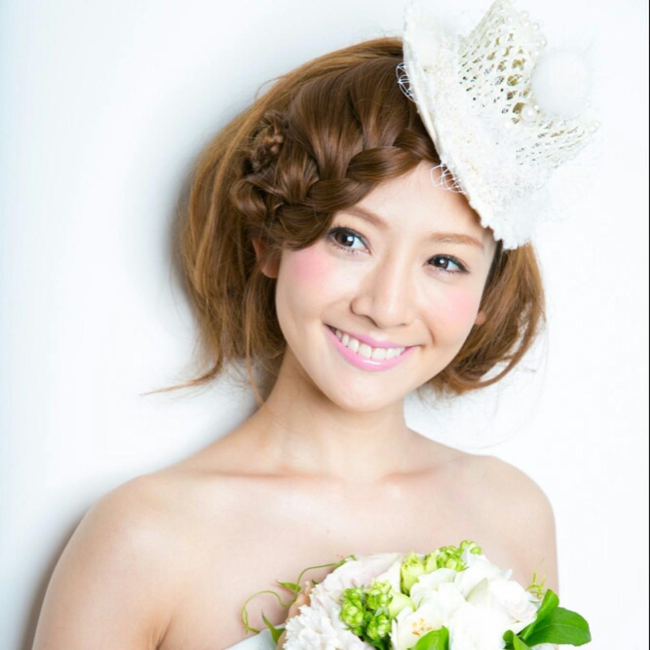 理想の結婚式を叶える♡なりたいイメージ別ウエディングヘアカタログ Kanagon