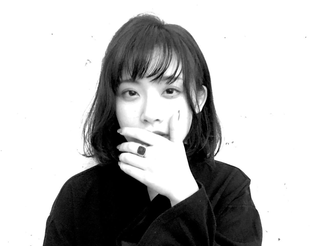 魅力的な黒髪美人に♡あなたの魅力を引き立てるヘアスタイル 長 賢太郎