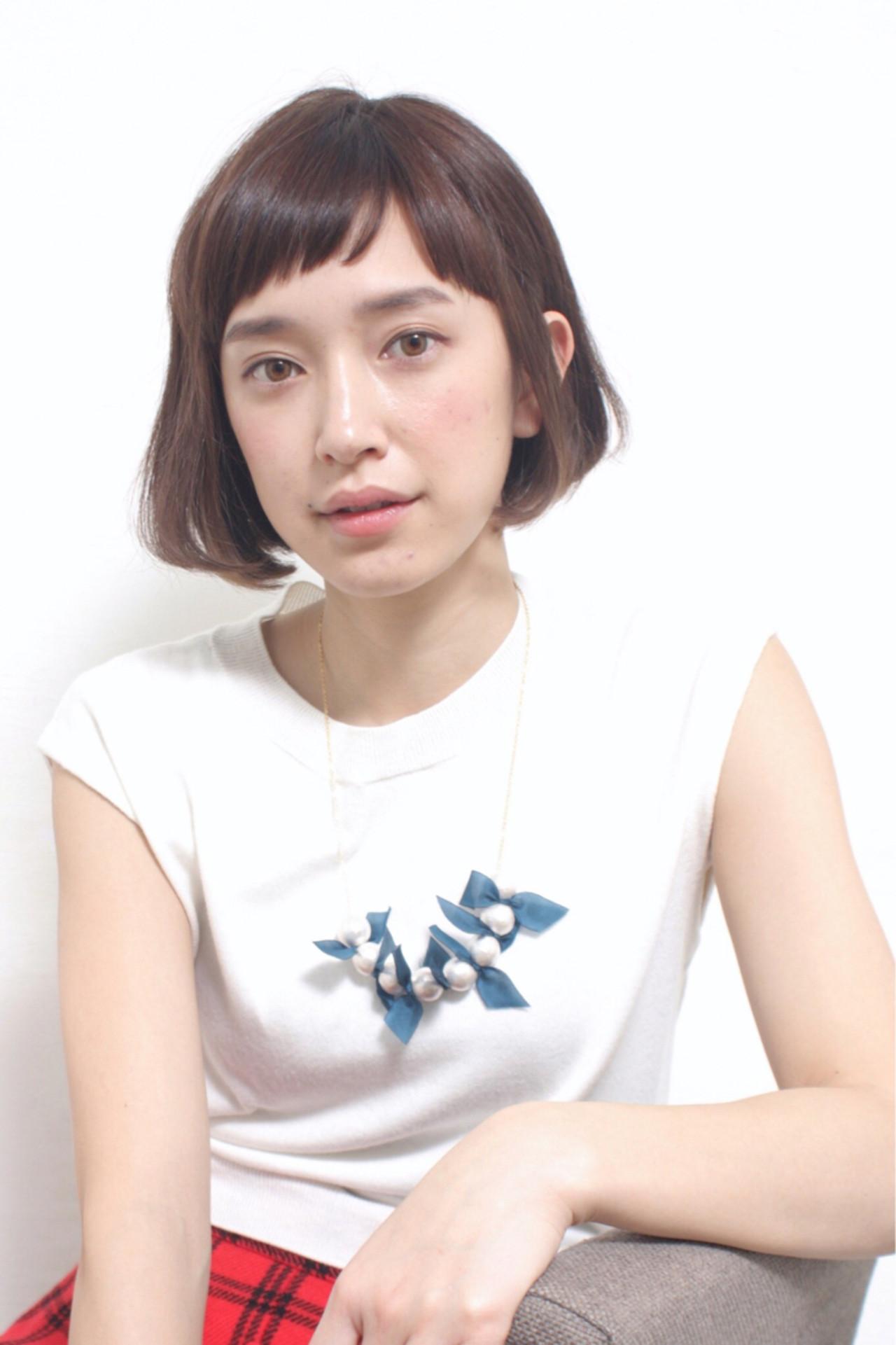 【男子ウケバツグン!】人気の髪型、ストレートヘアに挑戦しよう♡ 三好 佳奈美