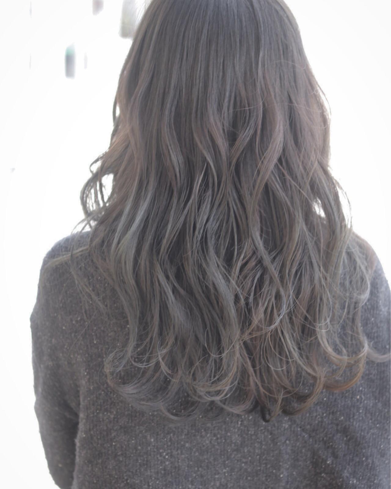 外国人風ヘアを目指す!グレー系のおすすめ髪色ヘアカタログ♡ Yuuta Asato