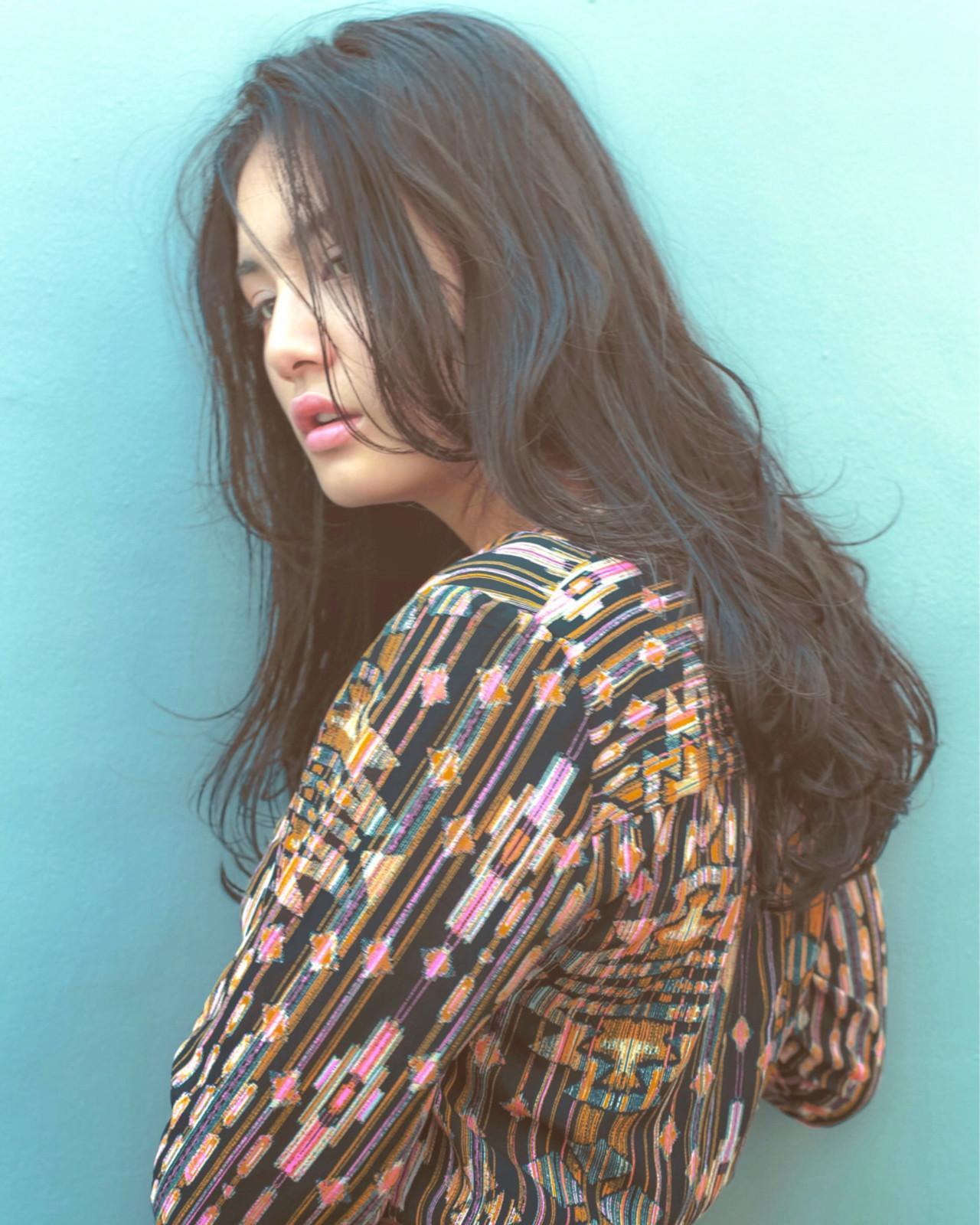 【2017年春夏ヘアカタログ】ナチュラルで媚びてない女性らしさが魅力の髪型特集 河津佑輝
