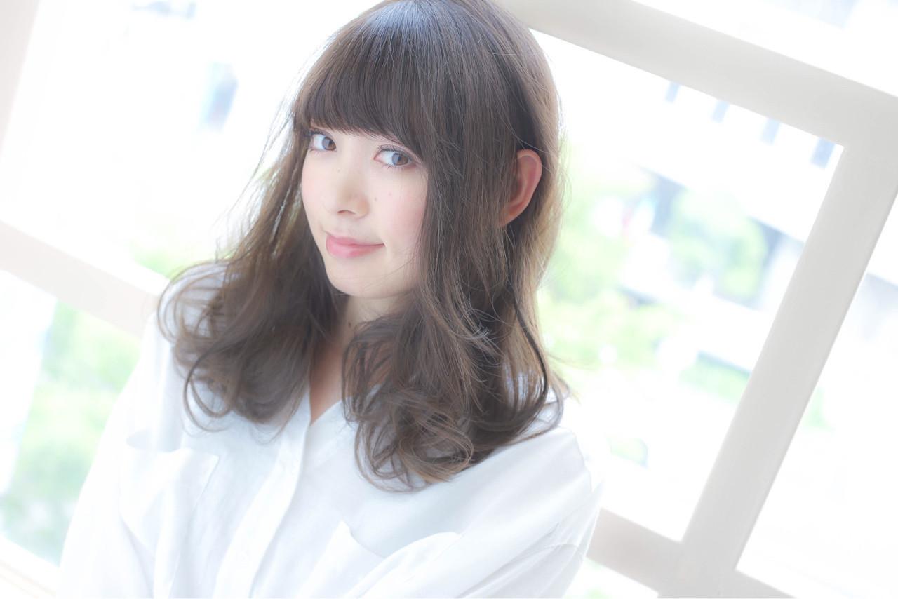 2017大人気カラー!アッシュグレージュで色っぽい女性に♡ 櫻井裕太