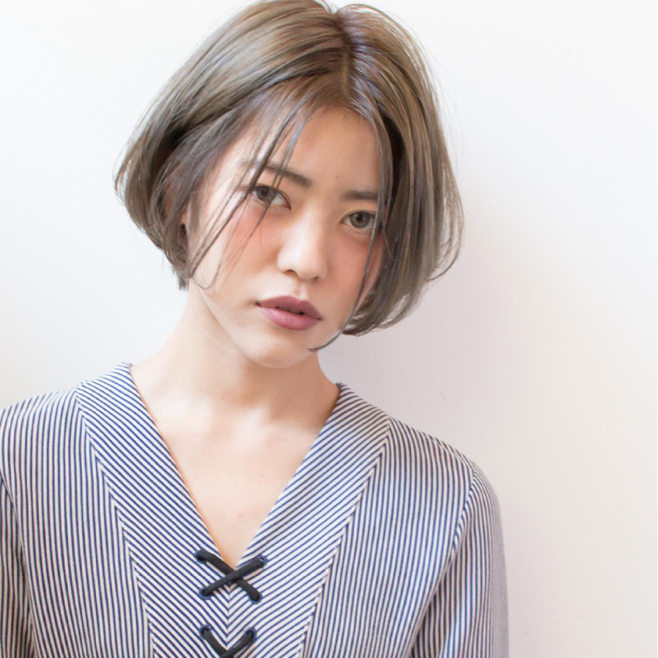 大人が華やぐボブヘア♪30代におすすめのヘアカタログ集 吉岡 久美子 / Ravo HAIR