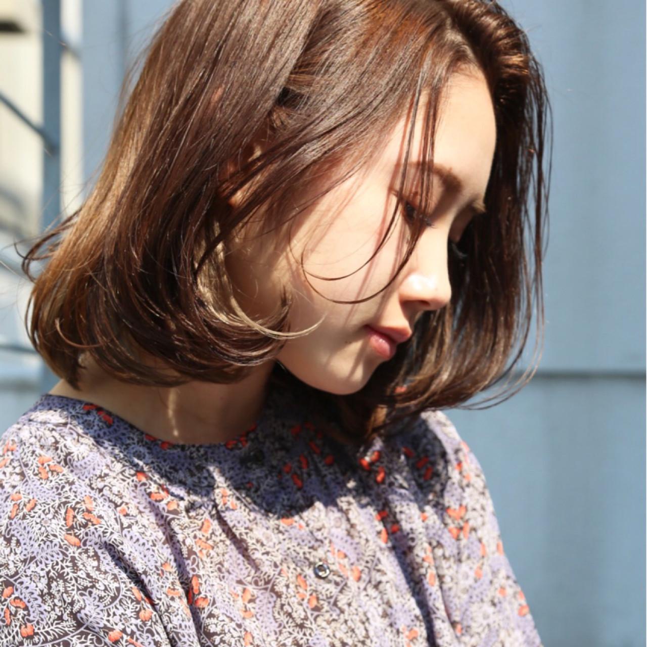 【2017年春夏ヘアカタログ】ナチュラルで媚びてない女性らしさが魅力の髪型特集 越後 裕介 (Yusuke Echigo)