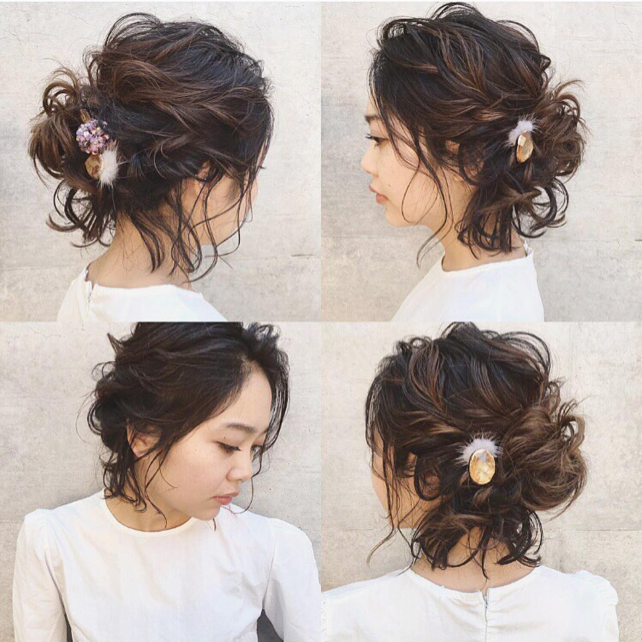 おでこスッキリ華やか!前髪ポンパドールの作り方♪短い前髪でも作れます tomoya tamada | Freelance_hairartist