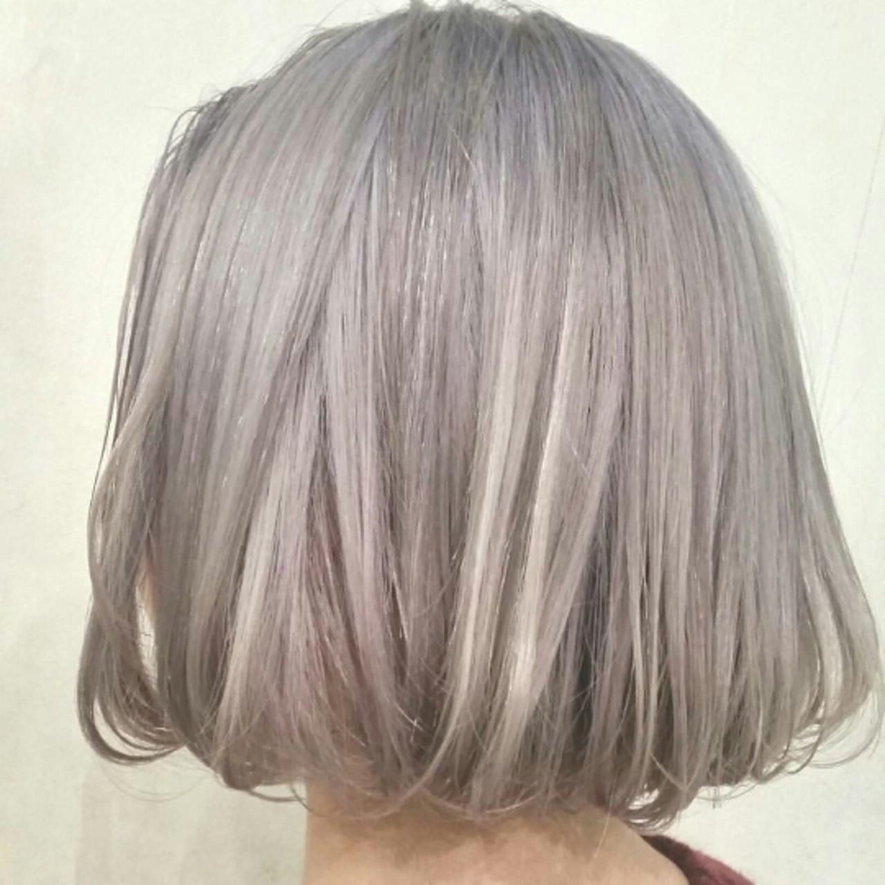 髪に透き通るような質感を!アッシュヘアカラーで理想の抜け感を手に入れる 久保田 淳