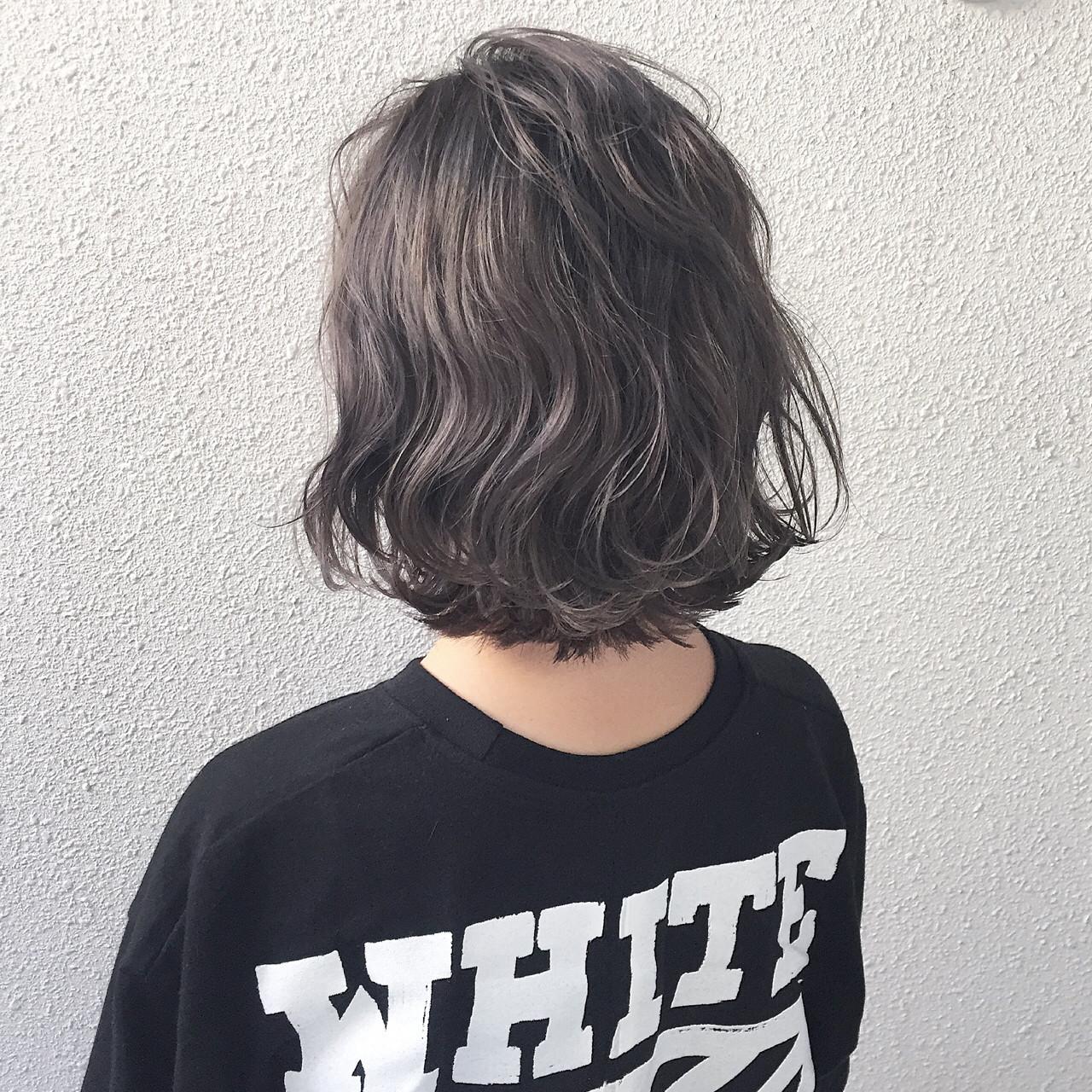 グレー系ヘアカラーが大人気!入りにくい髪色を上手く出すコツは? キムラユウタ