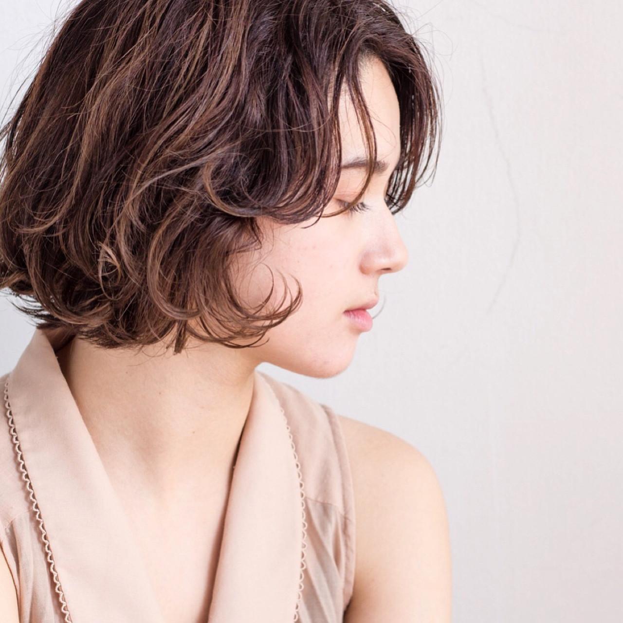 ストリート ウェットヘア ピュア  ヘアスタイルや髪型の写真・画像