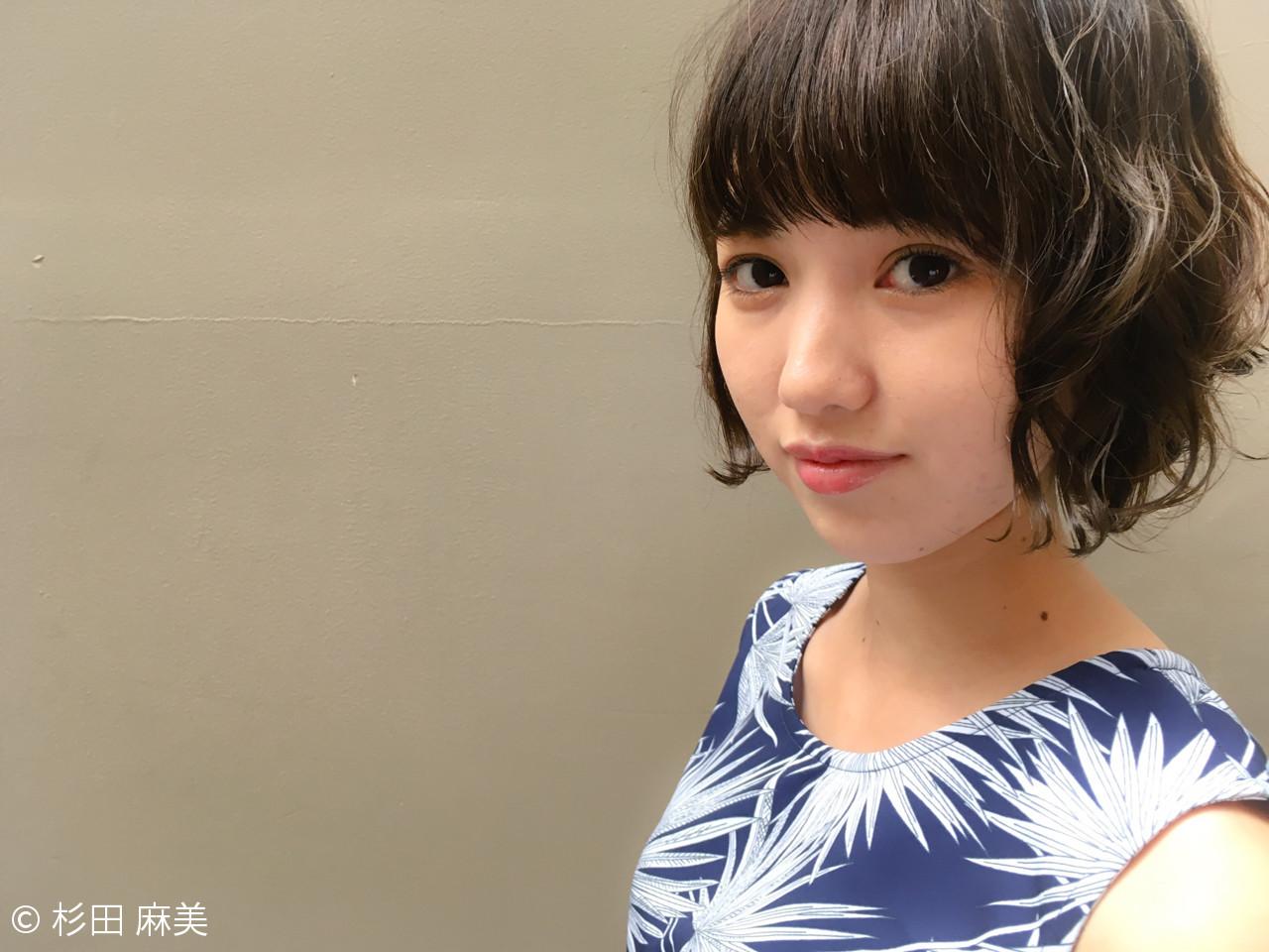 前髪がポイント!夜会巻きのアレンジまとめ♪初心者でも簡単にできるコツ 杉田 麻美