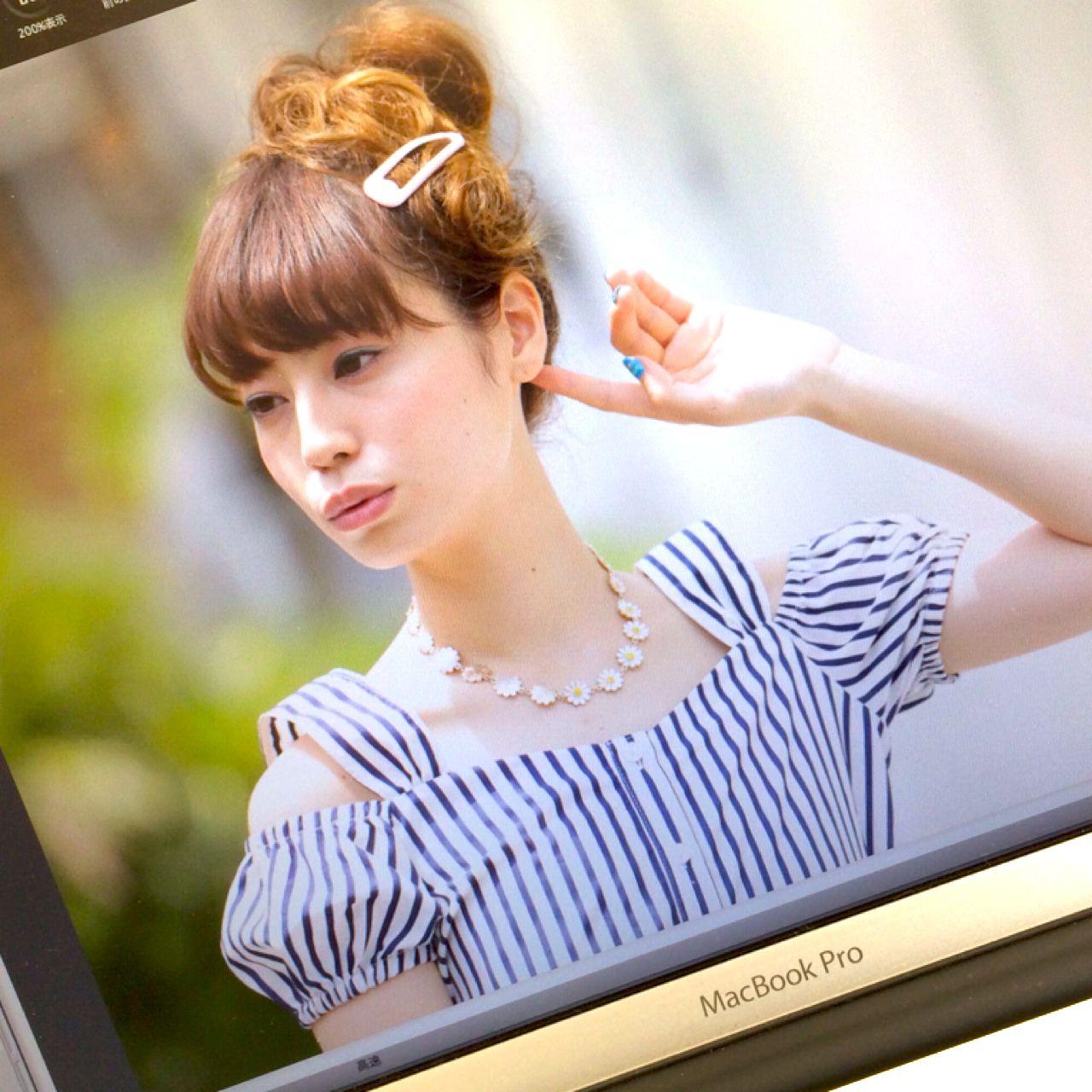 夏が来る前にチェックしよう!水着に合わせやすい髪型10選 伊藤沙織