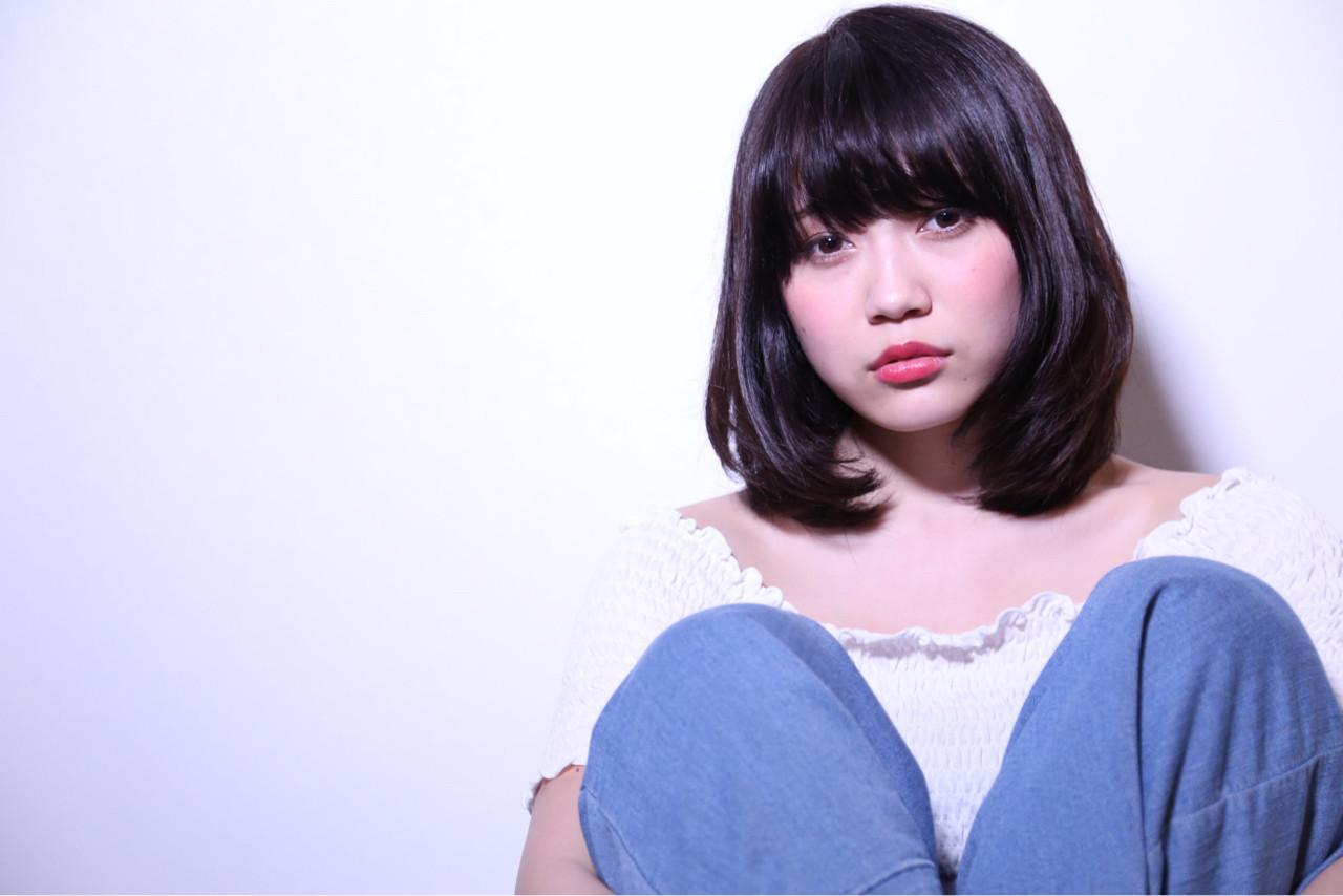 魅力的な黒髪美人に♡あなたの魅力を引き立てるヘアスタイル 遠藤和弥