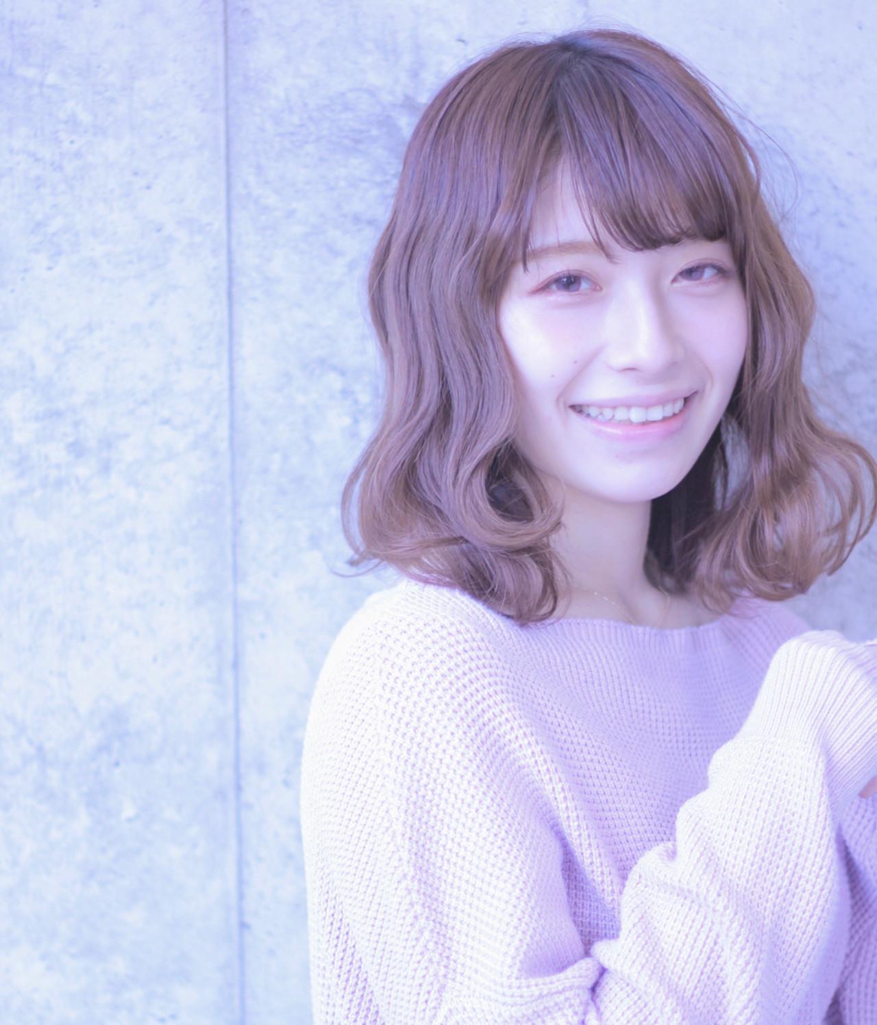 オシャレさんの代名詞♡今年の人気髪型をレングス別に特集! Wataru Maed