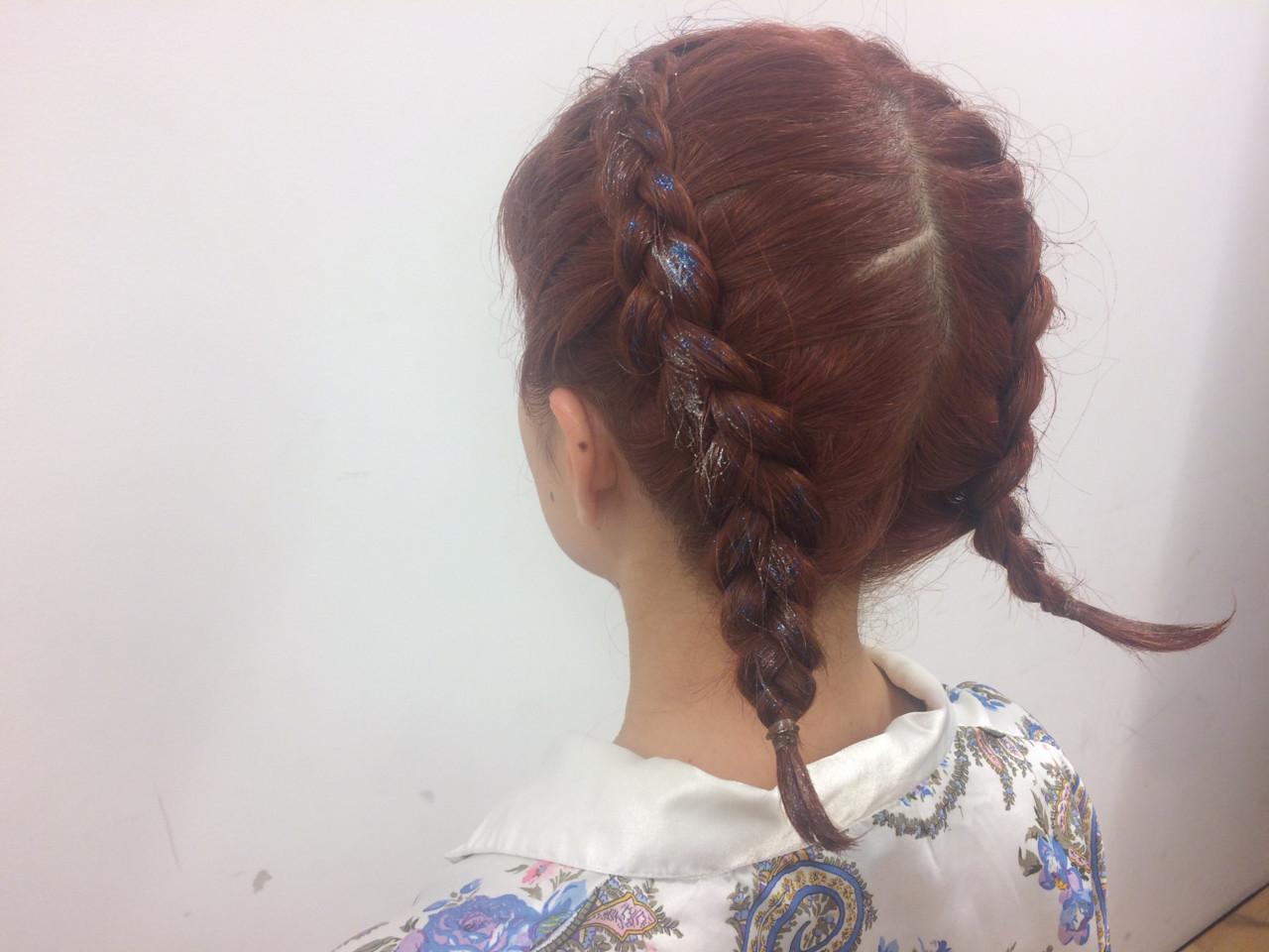 ボブでもできる簡単まとめ髪♡スッキリ可愛いアレンジを伝授 natsuki | hair make design paf