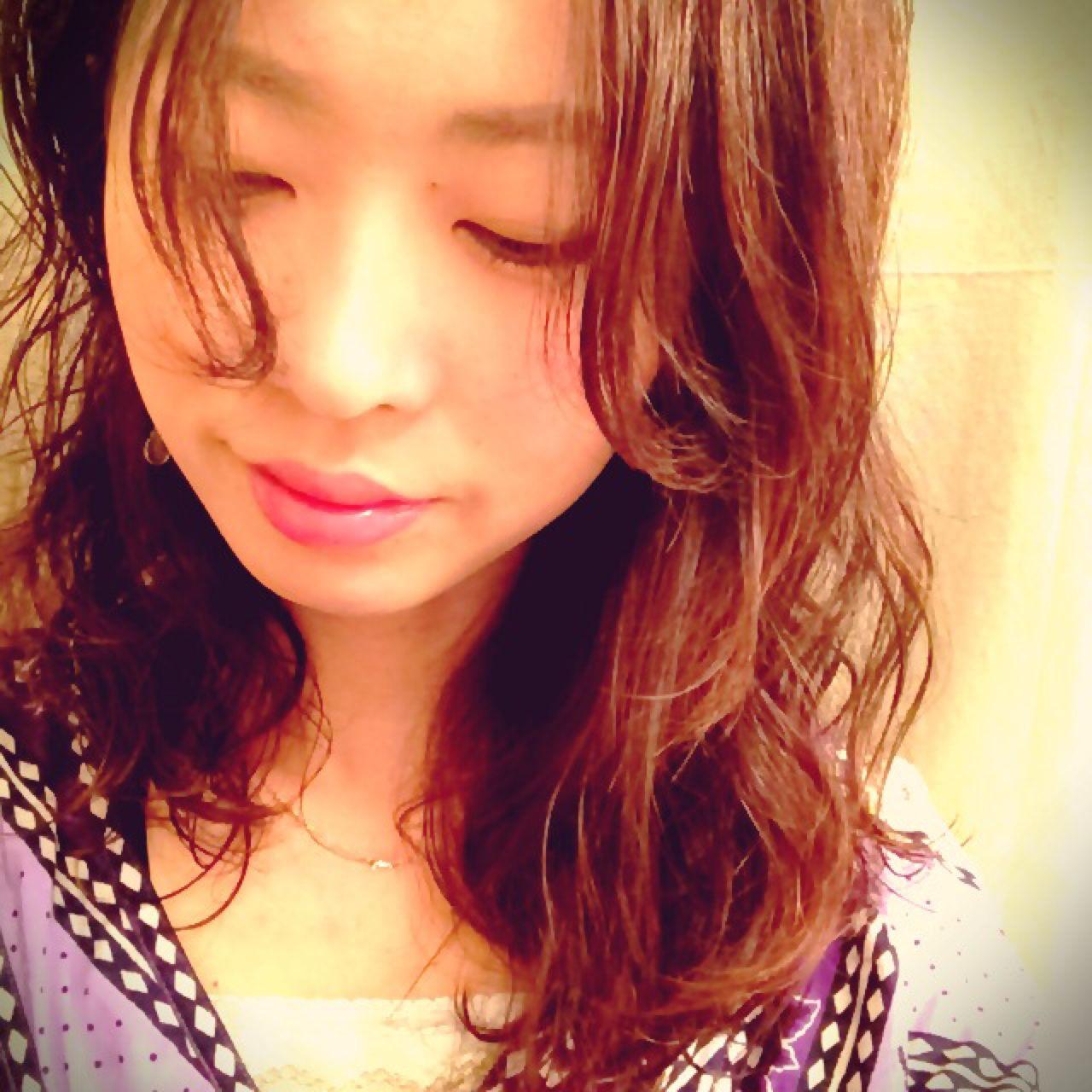 芸能人でも発見!今年の可愛い髪型は「ミディアム」ヘアにあり! 世良 綾花 (ACQUA omotesando)