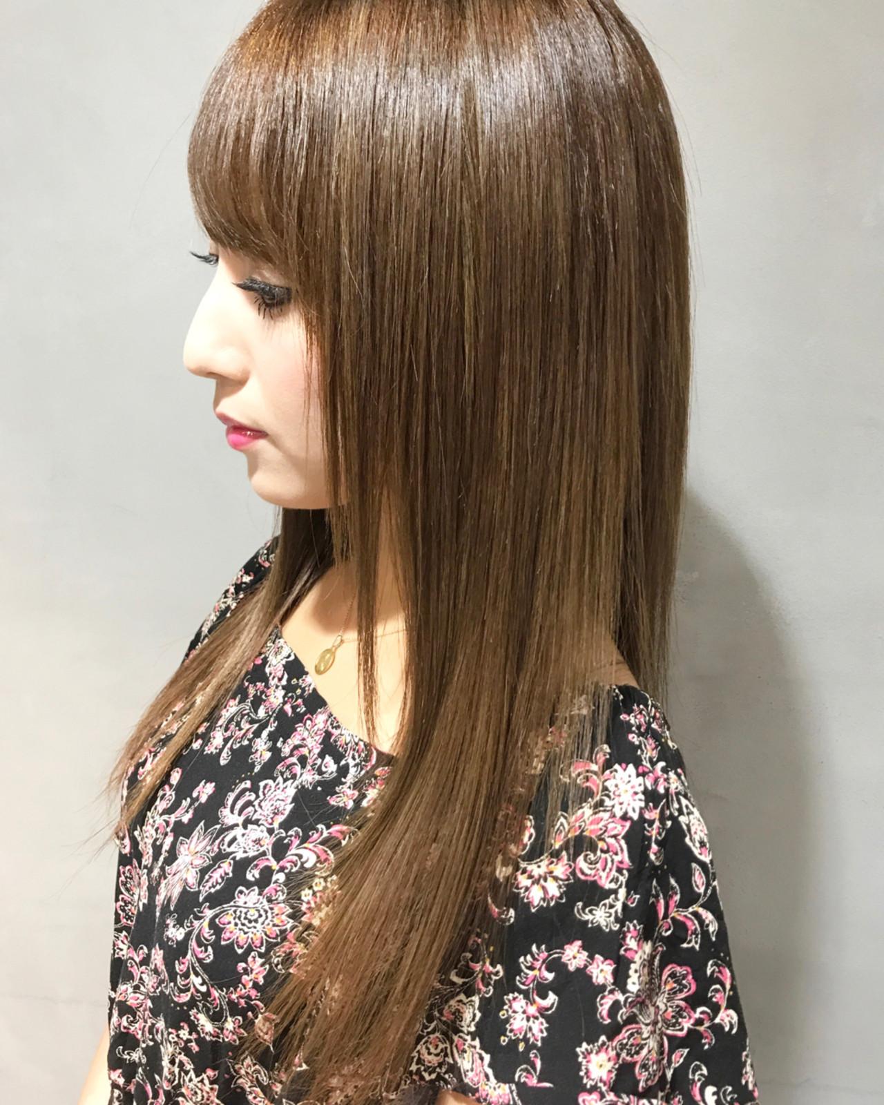 【簡単】髪は綺麗に伸ばせる?目指すは大人のビューティーロングヘア♡ miya/@1031miya
