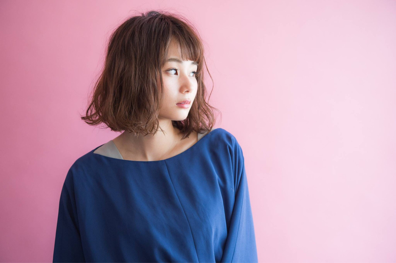 """韓国で話題のヘアスタイルが日本上陸♡""""タンバルモリ""""ってどんな髪型? 松下 真輔  keep hair design"""