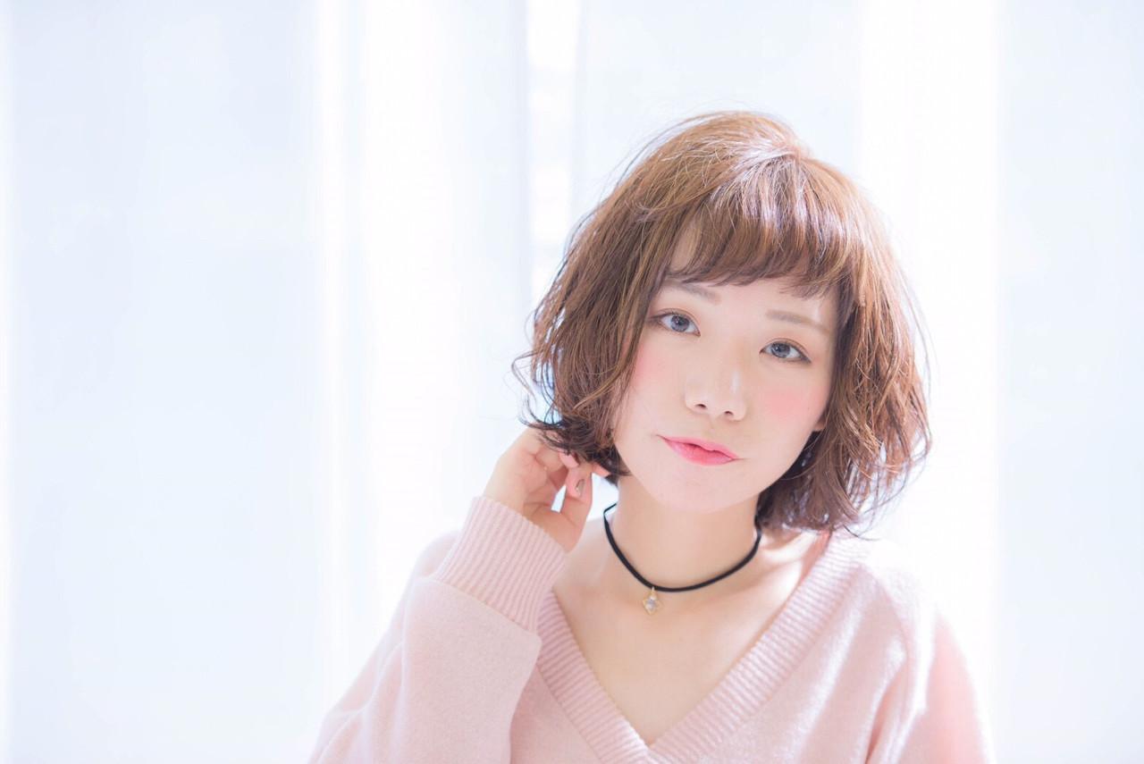 ハジメテ前髪作ります。前髪あり初心者さんのためのスタイル特集 大嶋 理紗