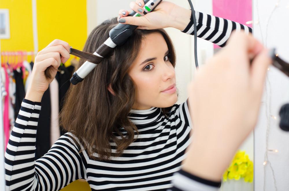 ショートヘアの巻き方まとめ!コテを使った簡単な巻き方をご紹介!