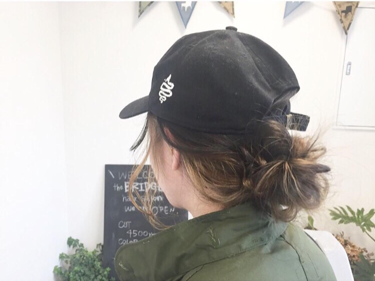 キャップと相性が良い髪型は?とっておき可愛いヘアスタイルをPickUp 三木 康平