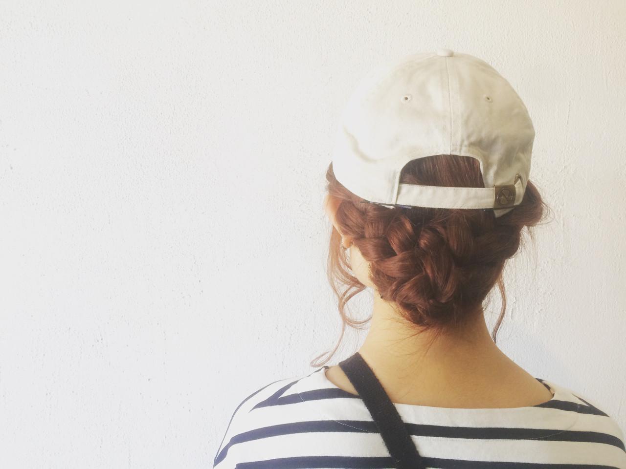 キャップと相性が良い髪型は?とっておき可愛いヘアスタイルをPickUp 尾崎裕介