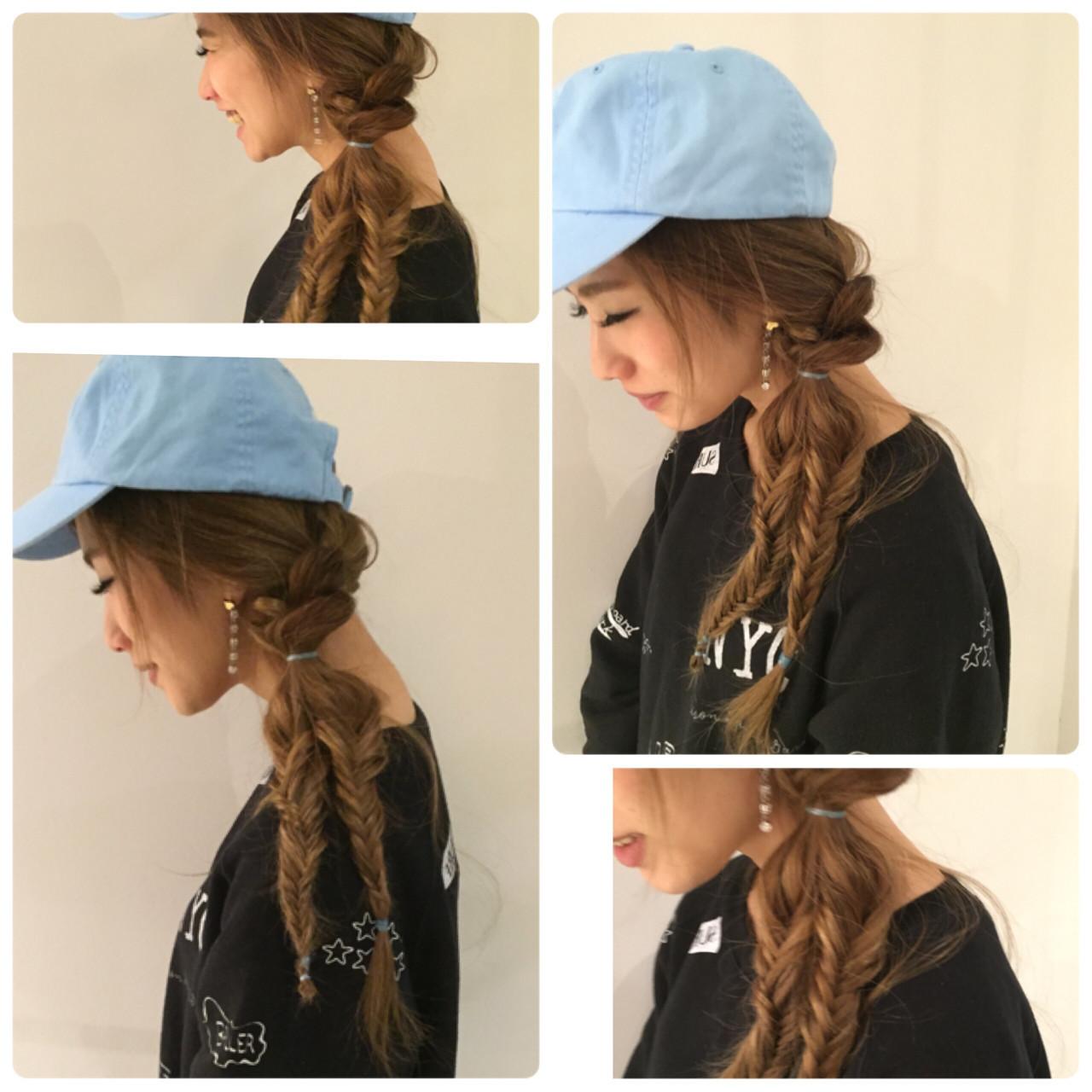 キャップと相性が良い髪型は?とっておき可愛いヘアスタイルをPickUp 北口 和樹