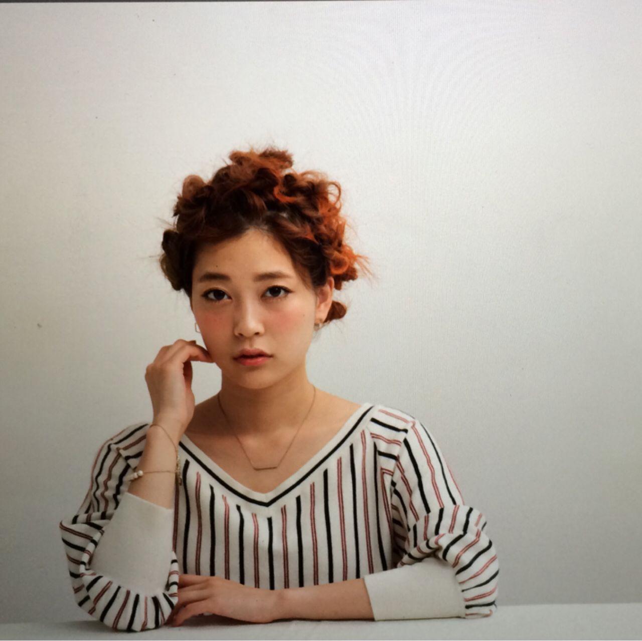 ショートさん向け簡単ヘアアレンジで、マンネリしがちな雰囲気変えてみる? 中川遥