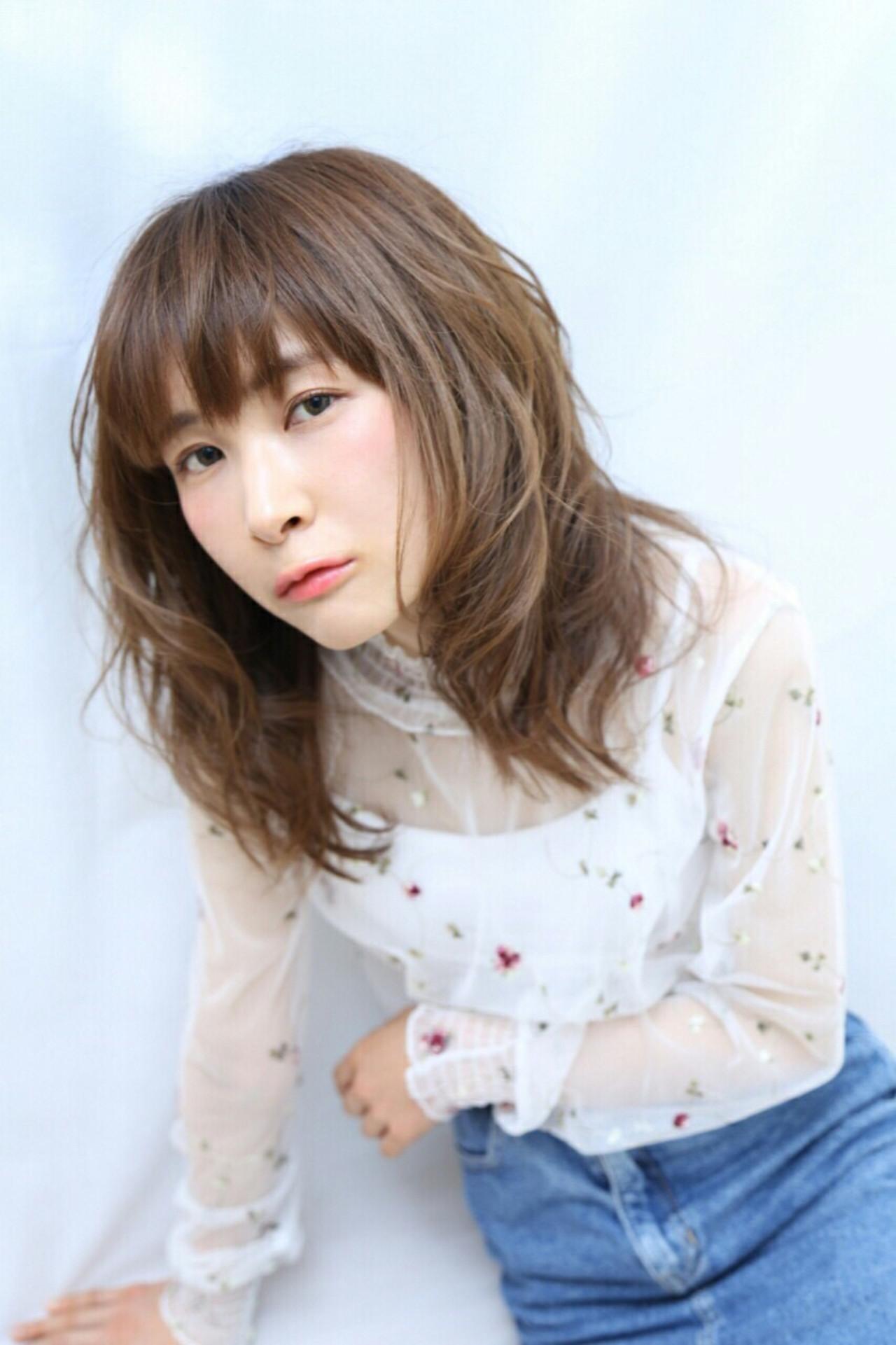 女子って髪型が変わると気分も変わるの♡幸せ気分になれる可愛い髪型 riko
