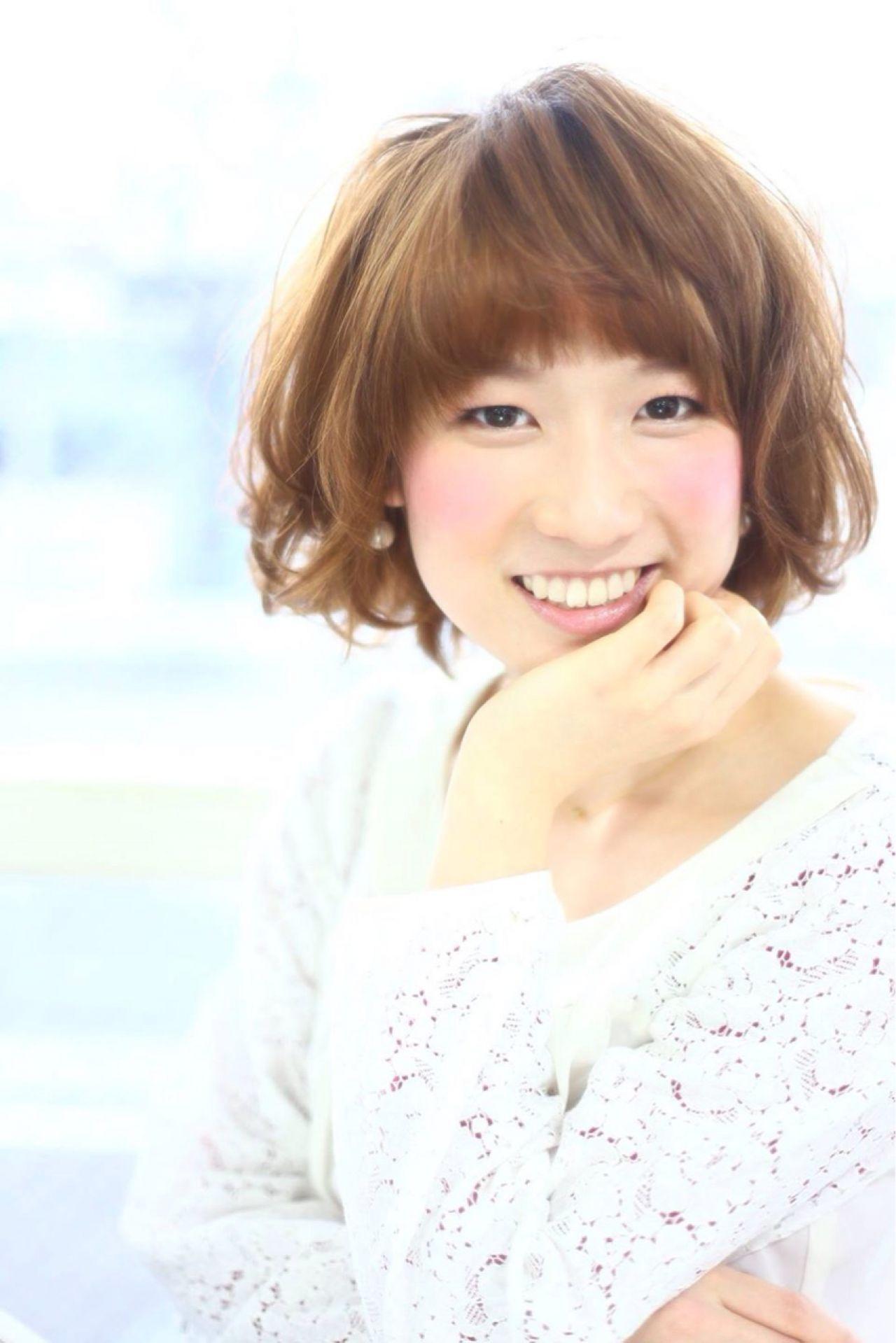 天然パーマを生かそう!くせ毛さん向けのパーマ髪型特集 上村伸一郎
