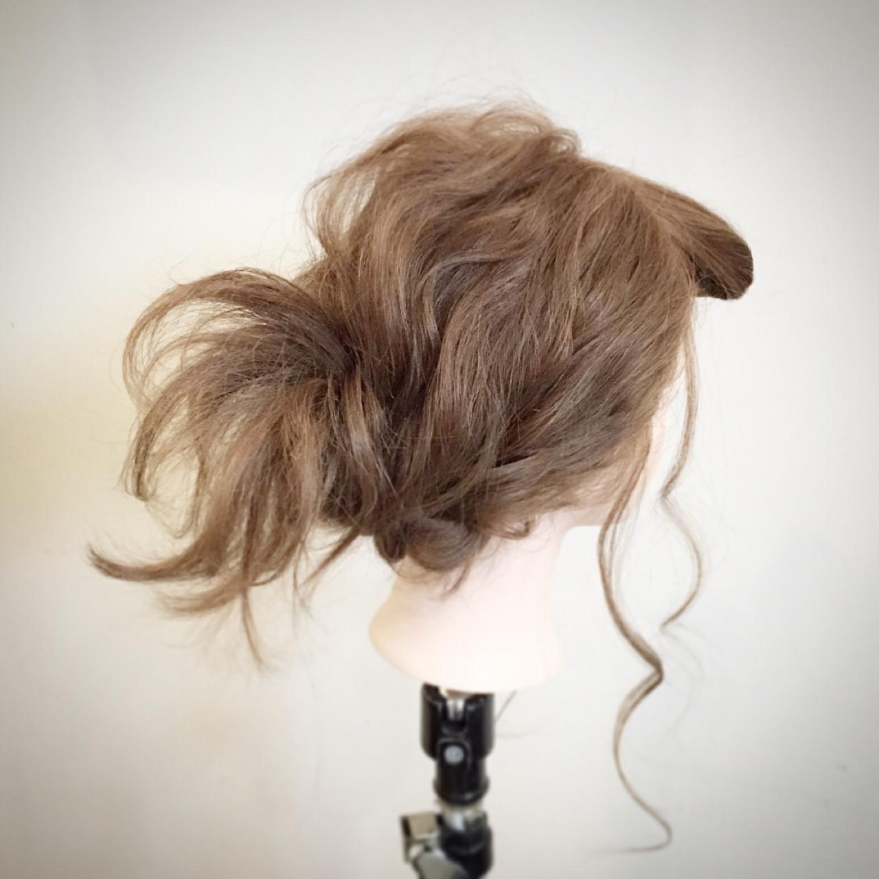 くるりんぱをマスターしたら☆逆りんぱアレンジヘアのやり方とコツ 平岡 歩 hiraocatalogue