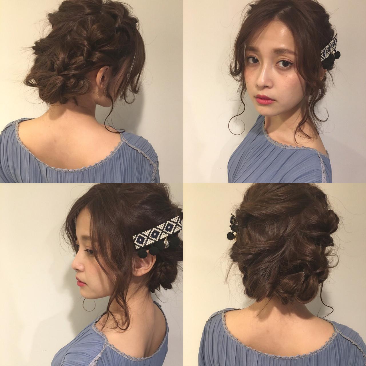 パーマ ピュア ロング ショート ヘアスタイルや髪型の写真・画像