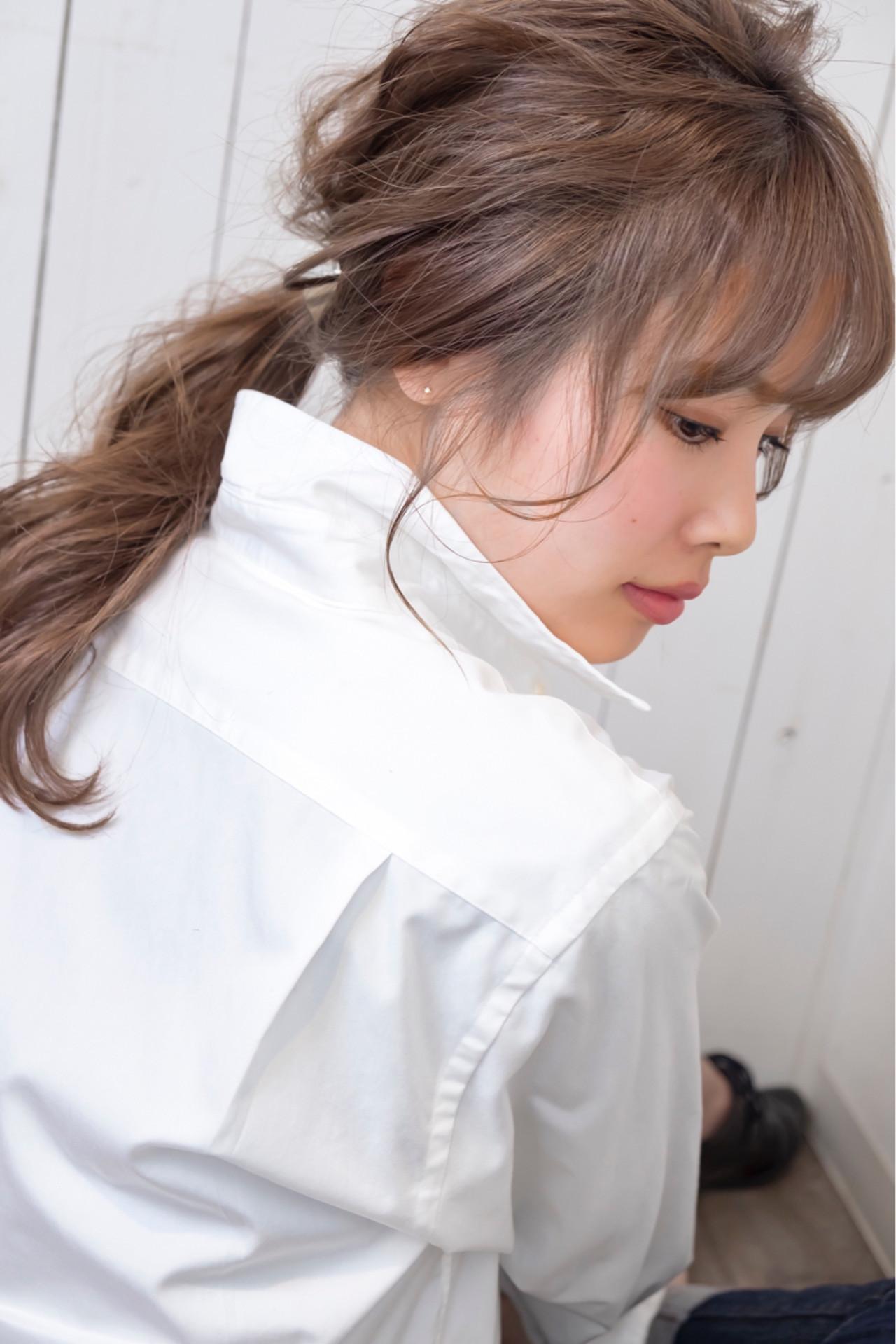 天然パーマを生かそう!くせ毛さん向けのパーマ髪型特集 HIRO