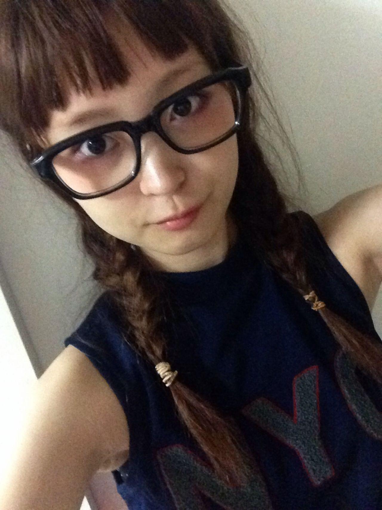 ヘアアレンジ オン眉 ヘアスタイルや髪型の写真・画像