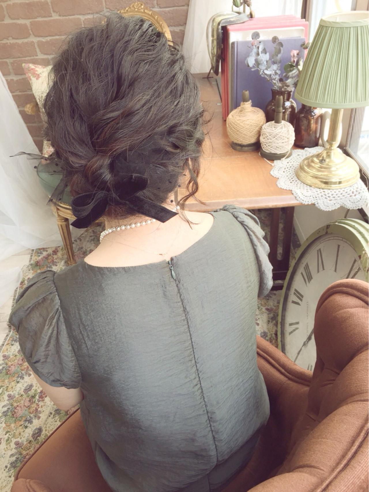 髪の毛はショートでもアレンジできる!ショートにみえない?ゴージャスアレンジ 菊池 綾子