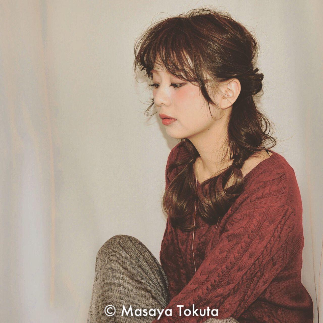 簡単!かわいい♡男子にもウケる学校にもおすすめの髪型はコレ♪ Masaya Tokuta