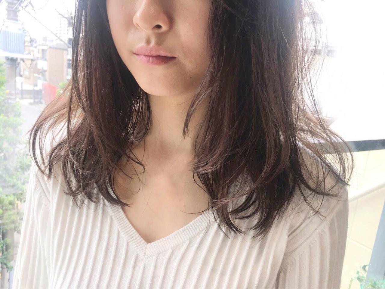 ブリーチなしでグレージュカラー!ダメージ知らずで目指せ流行り髪♪ 鈴木 成治 | LOAVE AOYAMA(ローヴ アオヤマ)