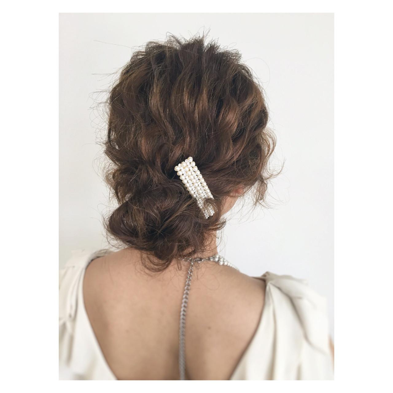 簡単ヘアアレンジ「シニヨン」のやり方特別レッスン♡基本技〜変化テクまで! 大里 健二  Hair Atelier Angee